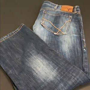 Men's Wrangler Jeans 38x32